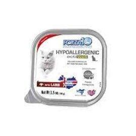 FORZA 10 AMERICA Forza10 Hypoallergenic Wet Lamb Cat Food with Papaya and Pomegranate