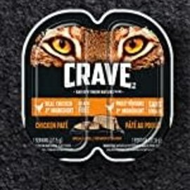 Crave Crave Pate - Chicken - 37.5