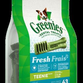 Greenies Greenies Dental Treats - Fresh Breath - Teenie (12oz)