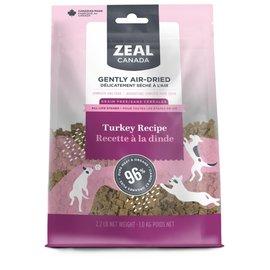 Zeal Zeal Air Dried Food - Turkey - 2.2lb