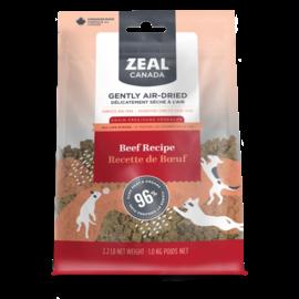 Zeal Zeal Air Dried Food - Beef - 2.2lb