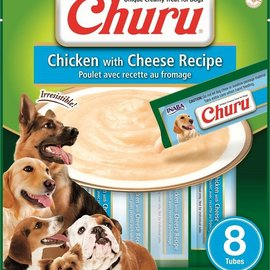 Inaba Inaba Dog Churu - Chicken & Cheese 8 Pack (5.6oz)