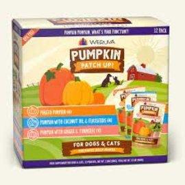 Weruva Pumpkin Patch Up! Variety Pack 12x2.8oz Pouch