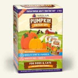 Weruva Pumpkin Patch Up! Variety Pack 12x1.05oz Pouch