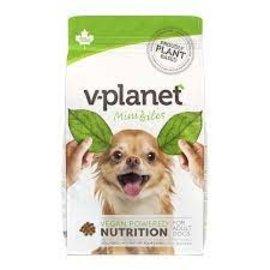 V-Planet V-Planet Vegan Dog Food - Mini  Bites for Small Dogs (15Lbs)