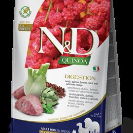 Farmina N&D Dog - Digestion Quinoa & Lamb 15.4lb