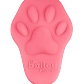 Bailey Cat Company The Bailey Brush - Silicone Cat Brush (Pink)