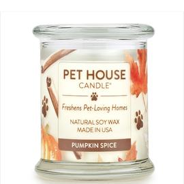 Pet House Candle Pet House - Pumpkin Spice Pet Safe Candle 9oz