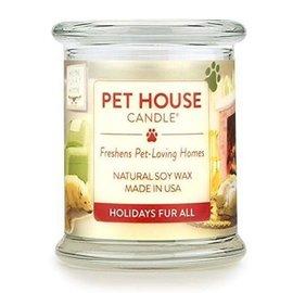 Pet House Candle Pet House - Holidays Fur All Pet Safe Candle 9oz