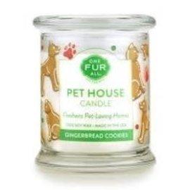 Pet House Candle Pet House - Gingerbread Cookies Pet Safe Candle 9oz