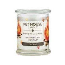 Pet House Candle Pet House - Fireside Pet Safe Candle 9oz