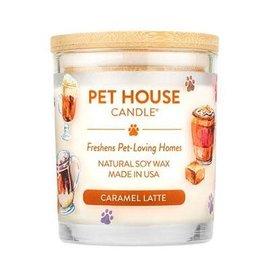 Pet House Candle Pet House - Caramel Latte Pet Safe Candle 9oz