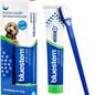 Bluestem Bluestem Toothpaste & Dual-sized Toothbrush Kit for Dogs & Cats Vanilla Mint Flavor 2.5oz