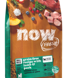 Now Now Fresh Grain Free Small Breed Red Meat 12lb