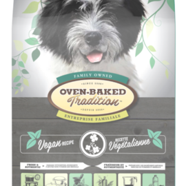 Oven Baked OVEN BAKED TRADITION vegan dog food 4lbs