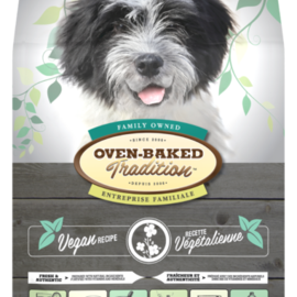 Oven Baked Oven Baked Tradition Small Breed Vegan Dog Food 10lbs