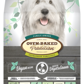Oven Baked Oven Baked Tradition Vegan Dog Food 20lbs