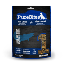 Pure Bites PureBites Air Dried Cod Skin Jerky 4.8oz