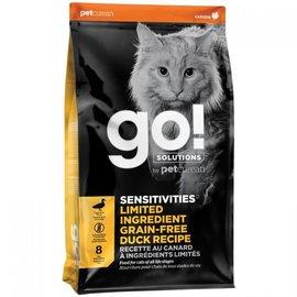 Go! Go! Solutions Cat Dry - Sensitivites Limited Ingredient Grain-Free Duck