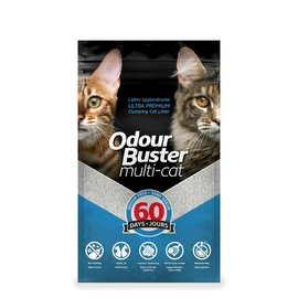 Odour Buster Odour Buster - Multi-Cat Clumping Litter