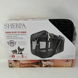 Sherpa's Sherpa Original Deluxe Pet Carrier Small (8lbs)