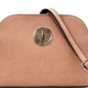Dual Compartment Cross Body Bag