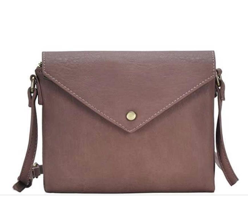 Smooth Cross Body Bag