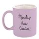 Mondays has Cooties Mug
