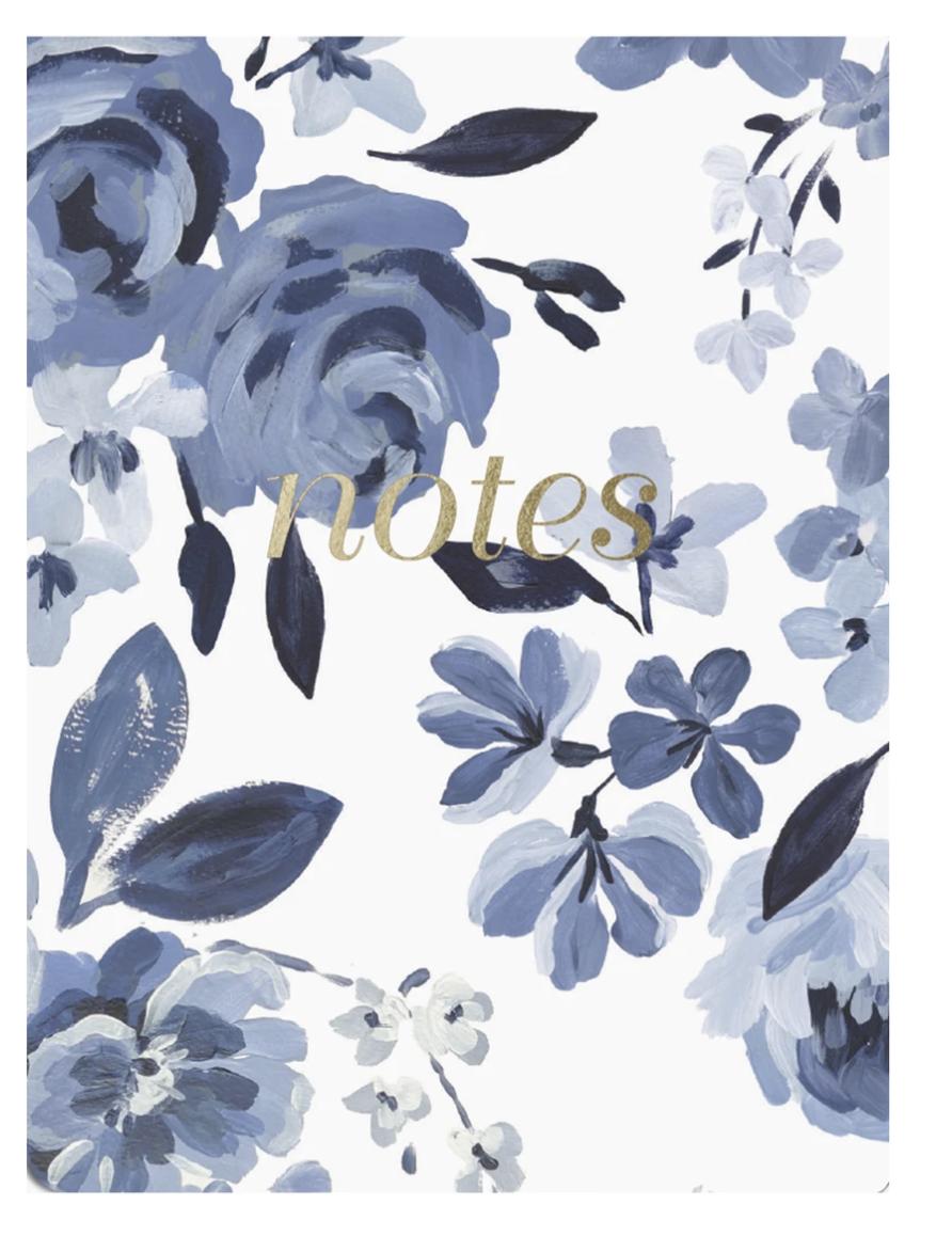 Floral Pocket Note