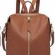 Pebbled Backpack