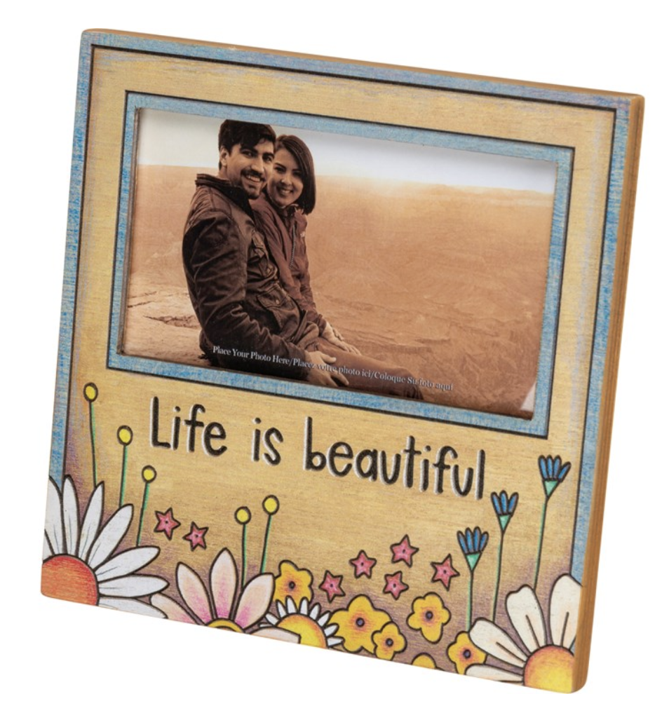 Life Is Beautiful Frame