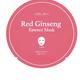 Red Ginseng Facial Mask