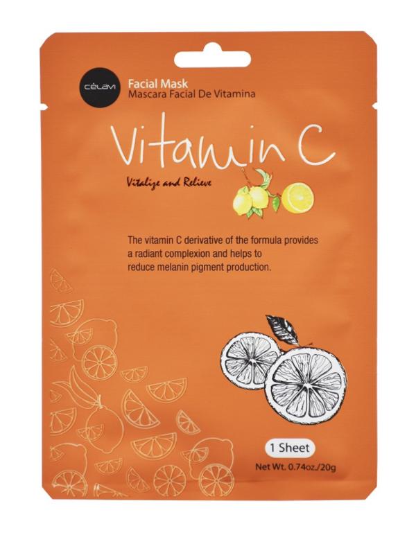 Vitamin C Facial Mask