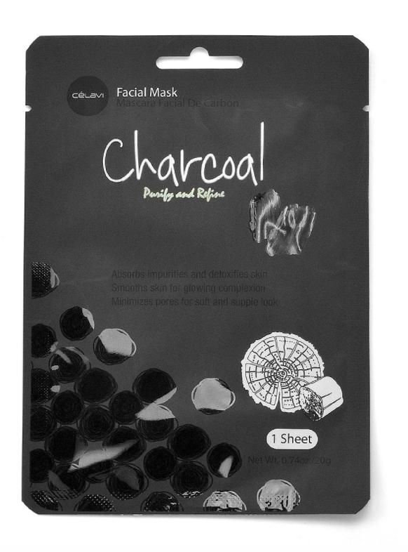 Charcoals Facial Mask