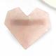 Acrylic Heart Hair Clip