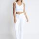 Forever White Skinny Jeans