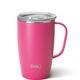 Swig 18oz Mug Matte Hot Pink