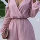 Shoulder LS Romper