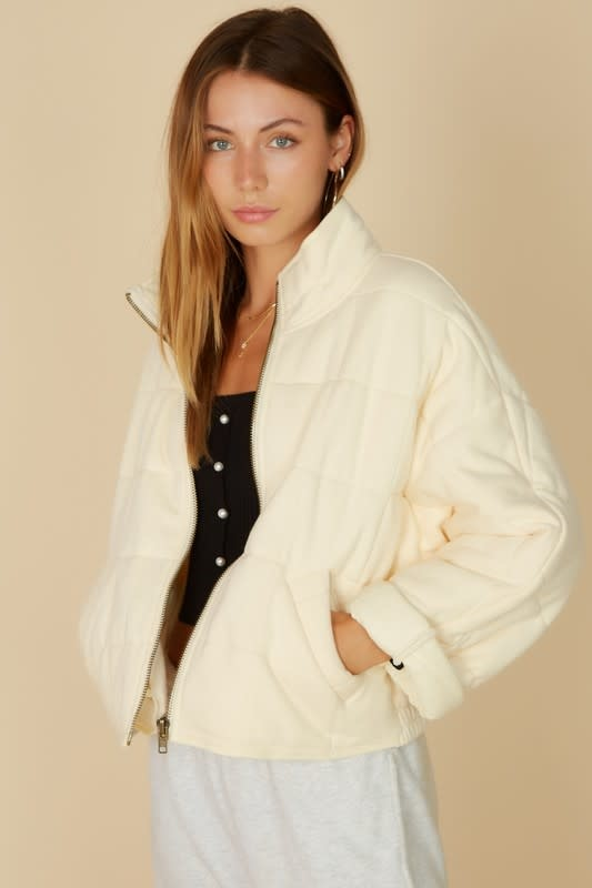 Oversized Padding Jacket
