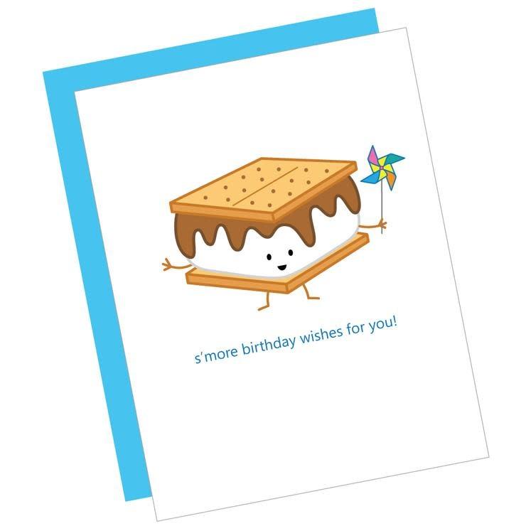 Happy Birthday Smore