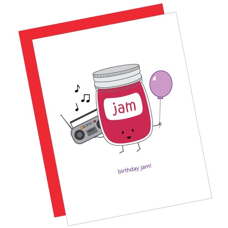 Birthday Jam