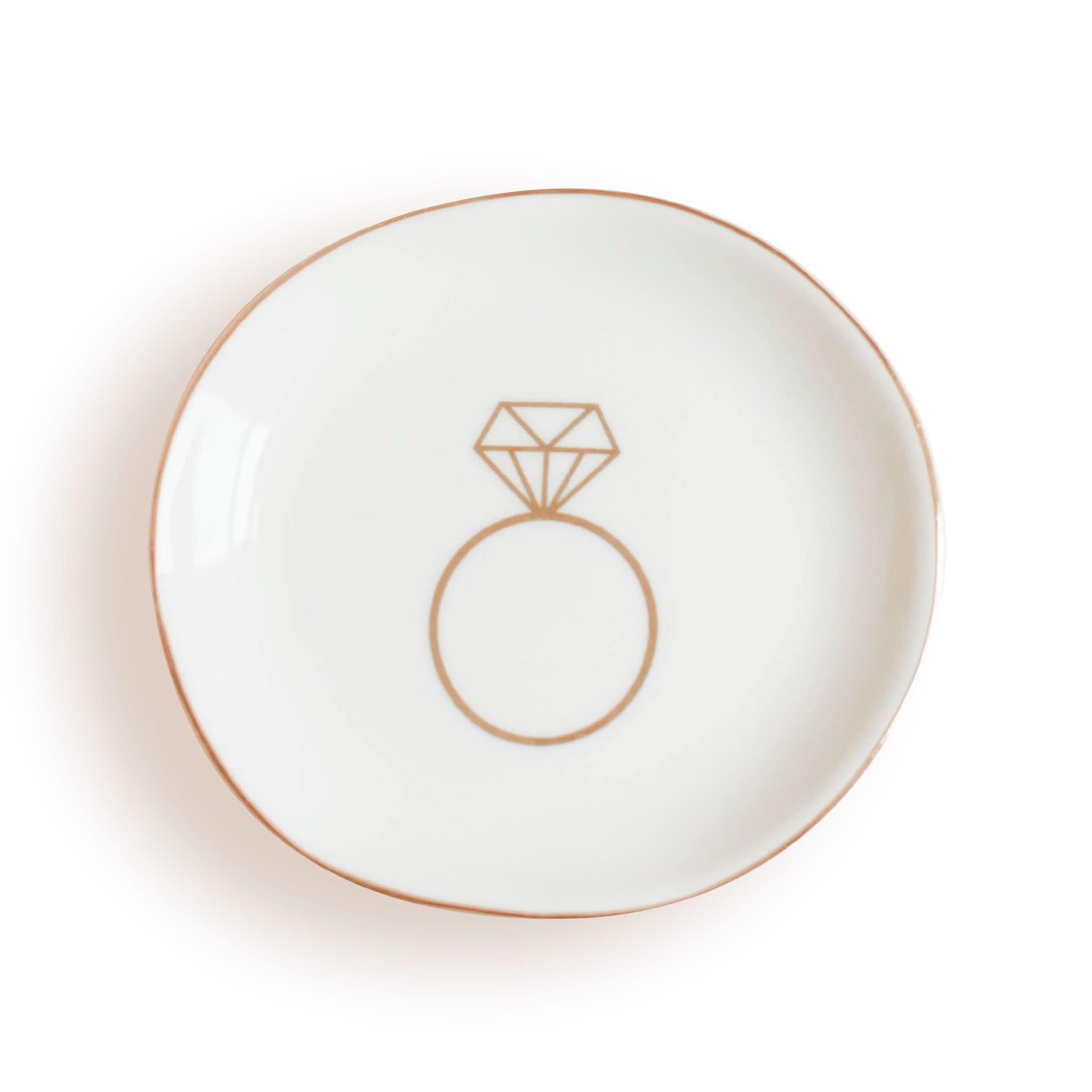 Ring Jewelry Dish