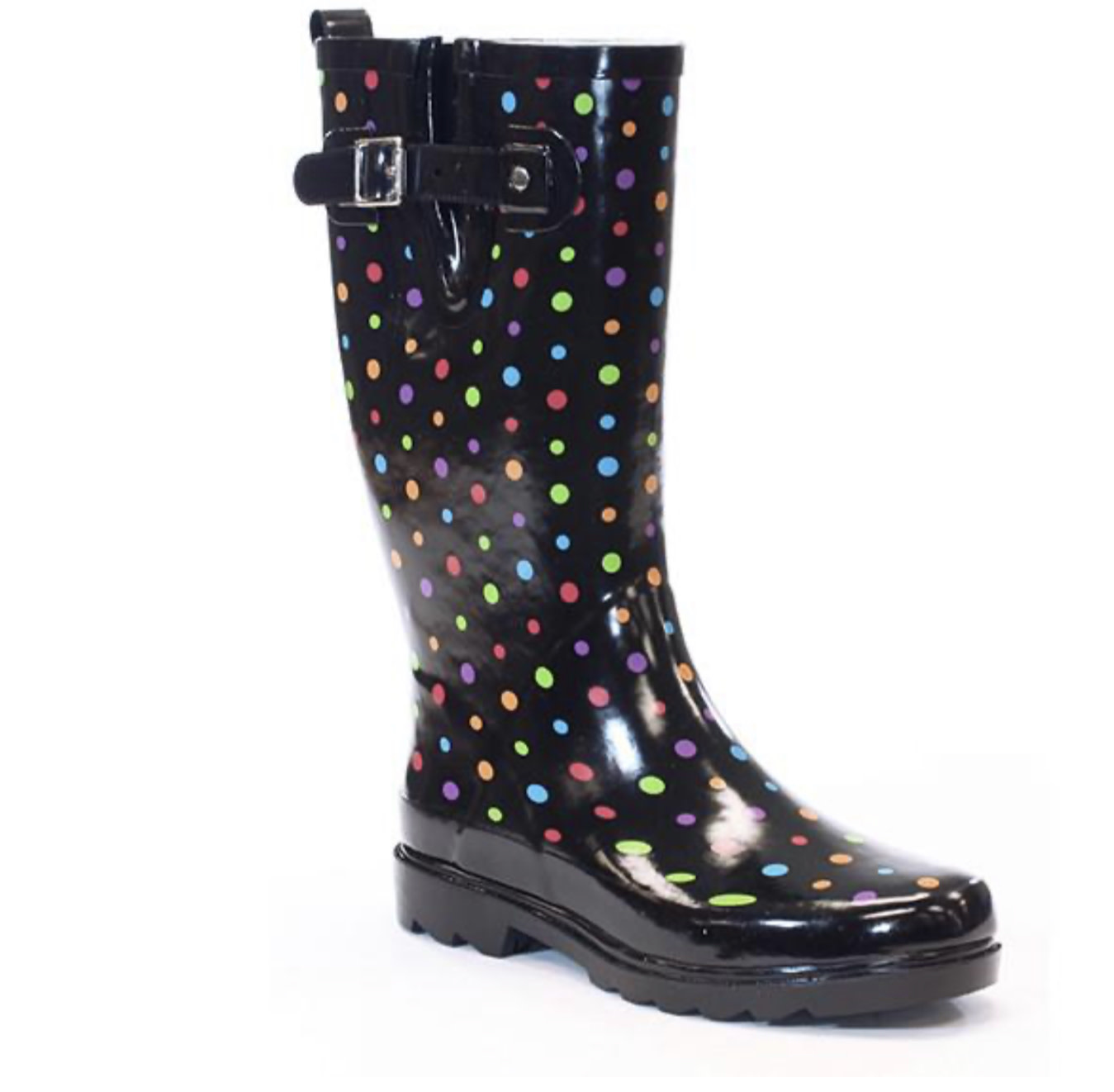 Dot City Rain Boot