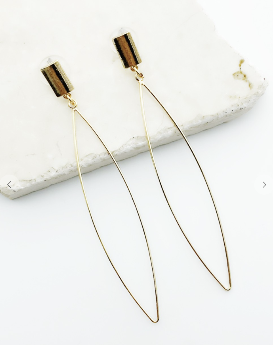 Long and Lean Earring