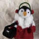 Girl Penguin Ornaments
