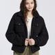 Grafton Button Through Fleece Jacket