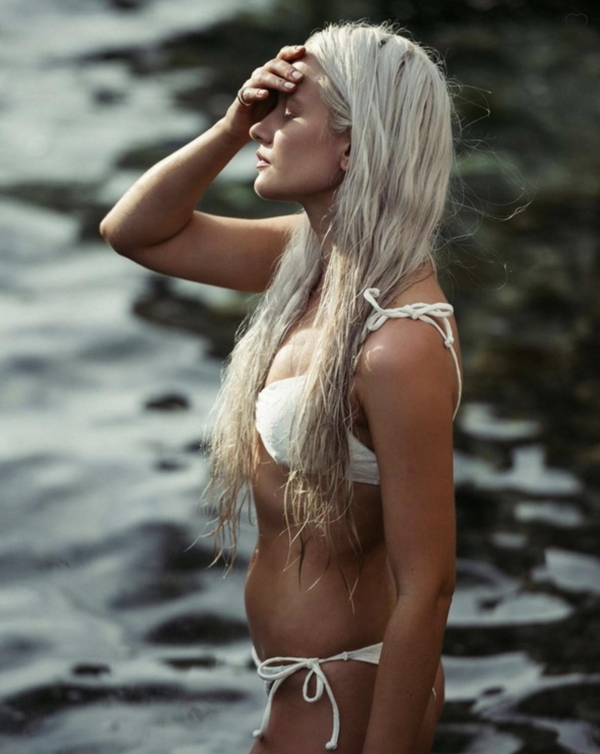 Crystal Tides Bikini Set