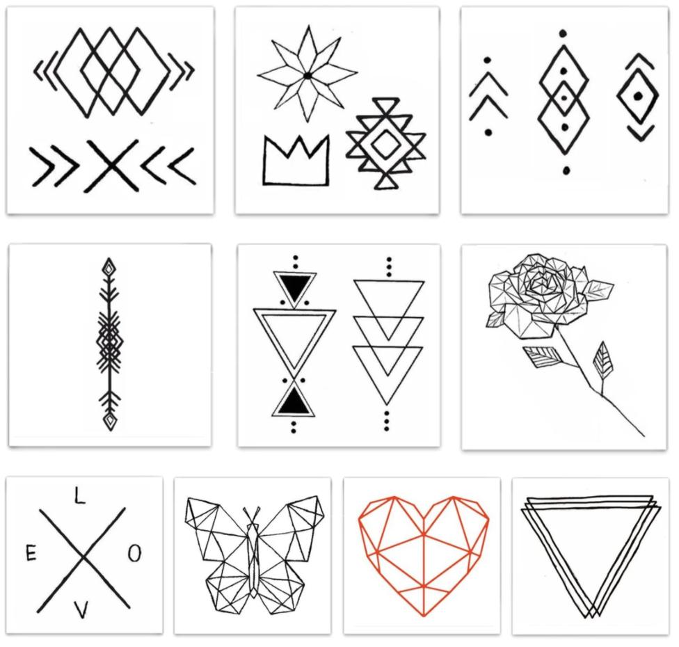 Geometric Pack