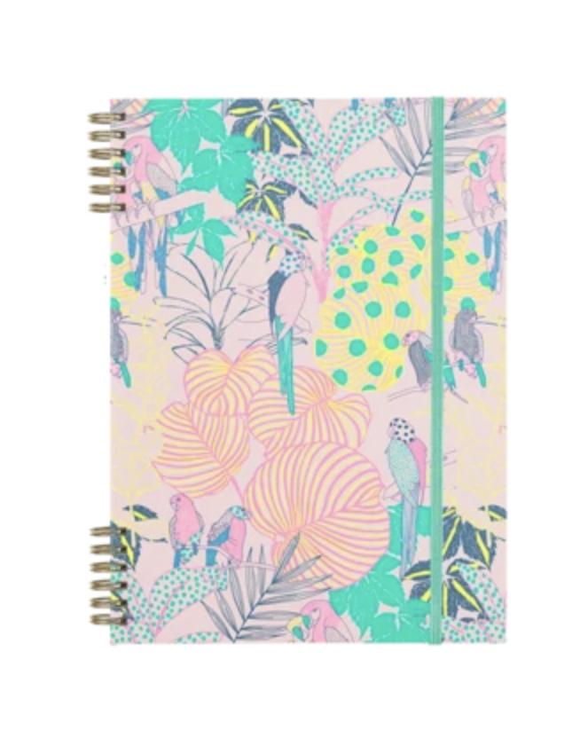 Flock Yeah Notebook