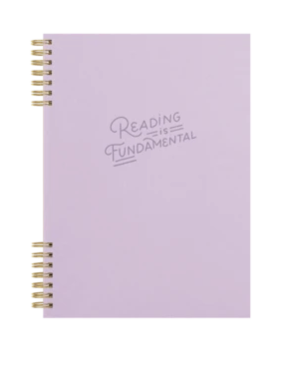 Reading is Fundamental Notebook